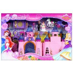 Zamek dla lalek - MEGA CREATIVE