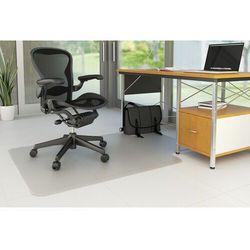 Mata pod krzesło Q-CONNECT, na podłogi twarde, 134,6x114,3cm, kształt T