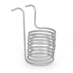 Klarstein Chiller 6 spirala chłodząca Ø20 cm 9 zwojów stal nierdzewna 304