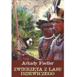 Zwierzęta z lasu dziewiczego (opr. broszurowa)