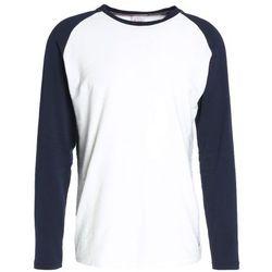 Jack & Jones JORNEWSTAN CREW NECK Bluzka z długim rękawem cloud dancer