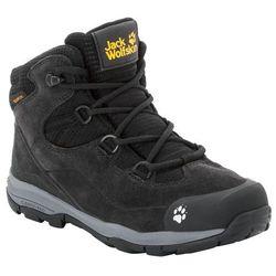 Buty trekkingowe dla dzieci MTN ATTACK 3 LT TEXAPORE MID K phantom / grey - 26