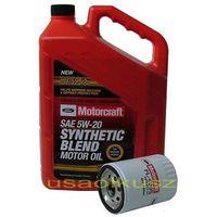 Uchwyty do sprzętu wodnego, Oryginalny filtr oraz olej silnikowy Motorcraft 5W20 Ford Windstar
