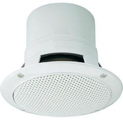 Głośnik sufitowy PA do zabudowy Monacor EDL-204, 100 - 18 000 Hz, 100 V, Kolor: biały, 1 szt.
