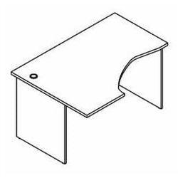 Biurko kątowe BH26 wymiary: 137x100x75,8 cm