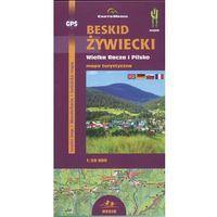 Mapy i atlasy turystyczne, Beskid Żywiecki Wielka Racza i Pilsko Mapa turystyczna 1: 50 000 (opr. broszurowa)