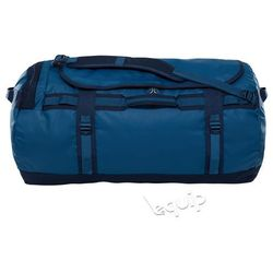 Torba podróżna The North Face Base Camp Duffel L II - monterey blue/urban navy