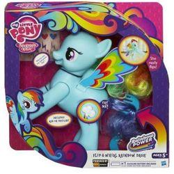 My little Pony Skacząca Rainbow Dash A5905 wersja wegierska