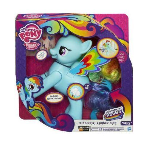Figurki i postacie, My little Pony Skacząca Rainbow Dash A5905 POLSKA