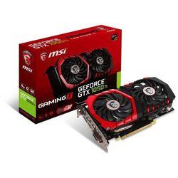 Karta graficzna MSI GeForce GTX 1050 Ti Gaming 4GB GDDR5 (128 Bit) HDMI, DP, DVI, BOX (V335-012R) Szybka dostawa! Darmowy odbiór w 20 miastach!