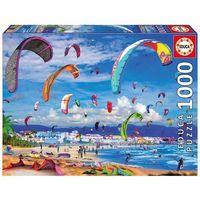 Puzzle, Puzzle 1000 elementów, Kitesurfing - DARMOWA DOSTAWA OD 199 ZŁ!!!