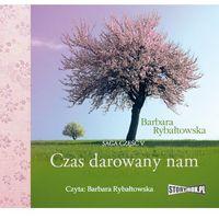 Poezja, Saga część V Czas darowany nam audiobook (opr. kartonowa)