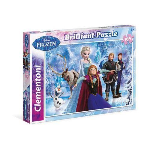 Puzzle, Puzzle 104 el Brilliant Frozen