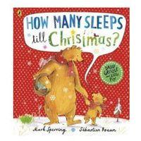 Książki do nauki języka, How Many Sleeps Till Christmas? (opr. miękka)