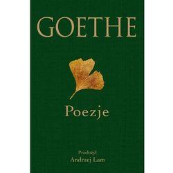 Goethe Poezje - von Goethe Johann Wolfgang - książka (opr. twarda)
