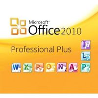 Programy biurowe i narzędziowe, Office Professional Plus 2010 MAK/Wersja PL/Klucz elektroniczny/Szybka wysyłka/F-VAT 23%