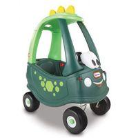Osobowe dla dzieci, Little Tikes Samochód Cozy Coupe Dino Dinozaur 173073 - BEZPŁATNY ODBIÓR: WROCŁAW!