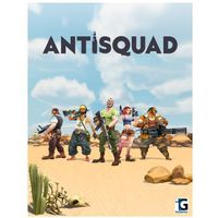 Gry PC, Antisquad (PC)