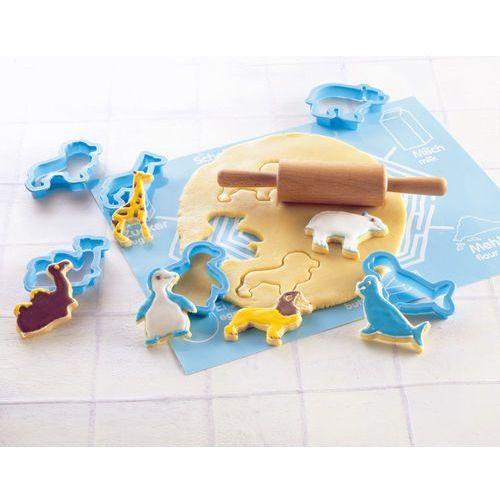 Pozostałe zabawki, KAISER BAKE&PLAY Zestaw dla dzieci Keks-Party - foremki, stolnica i wałek