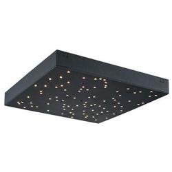 LED Plafon ściemnialny 1xLED/8W/230V + zdalne sterowanie