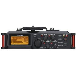 """TASCAM DR-70D - 4-kanałowy rejestrator audio dla DSLR -5% na pierwsze zakupy z kodem """"START""""!"""