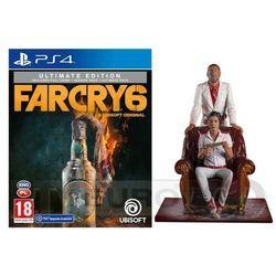 Far Cry 6 - Edycja Ultimate + figurka PS4 / PS5