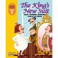 Książki do nauki języka, The King's New Suit + CD (Nowe Szaty Króla) (opr. miękka)