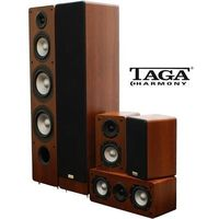Zestawy głośników, Zestaw kolumn kina domowego TAGA HARMONY TAV-406 v2 - 5.0