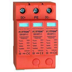 Ogranicznik przepięć FOTTON OBV26PV-C kl.II 1000V DC