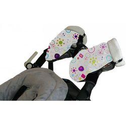 Mufki do wózka Tris & Ton MOUSE