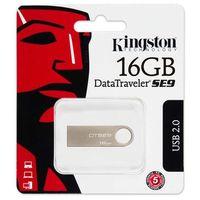Flashdrive, Pendrive Kingston 16GB DataTraveler SE9 Silver
