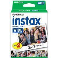 Klisze fotograficzne, FUJI Film INSTAX Wide 20 szt. do modeli 210, 300
