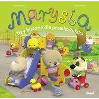 Książki dla dzieci, Trzy historie dla przedszkolaka. Marysia - Nadia Berkane (opr. twarda)