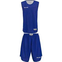 Strój koszykarski dziecięcy dwustronny Spalding - niebiesko/biały 119 bt (-8%)