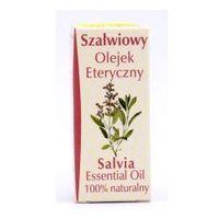Olejki zapachowe, Olejek zapachowy naturalny Szałwia 7 ml BAMER