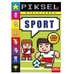 Pikselowe wyklejanki - Sport praca zbiorowa