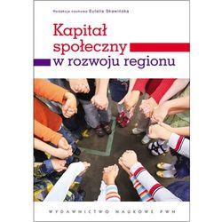 Kapitał społeczny w rozwoju regionu (opr. miękka)