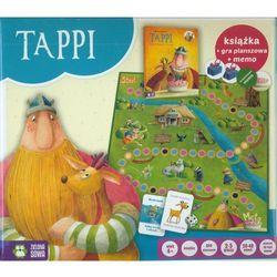 Gra Tappi + książka - Marcin Mortka