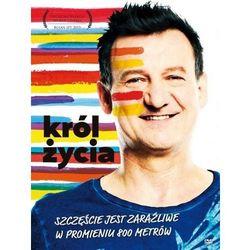 Król życia (DVD + książka) - Jerzy Zieliński