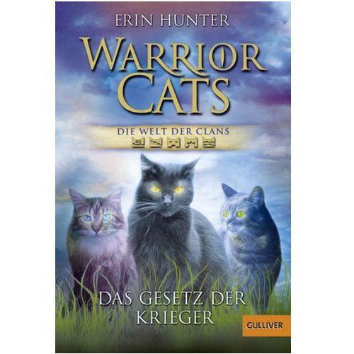 Pozostałe książki, Warrior Cats, Die Welt der Clans - Das Gesetz der Krieger Hunter, Erin
