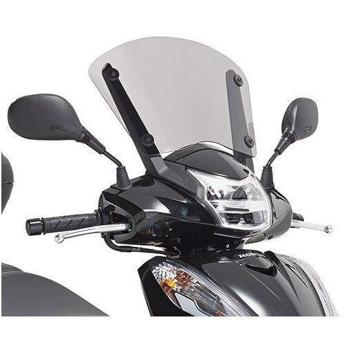 Pozostałe akcesoria do motocykli, Kappa kd1143s szyba honda sh 300i 27x42cm przyciemniana