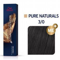 Wella Koleston Perfect 60ml Farba do włosów, Wella Koleston Perfect 60 ml - 3/0 SZYBKA WYSYŁKA infolinia: 690-80-80-88