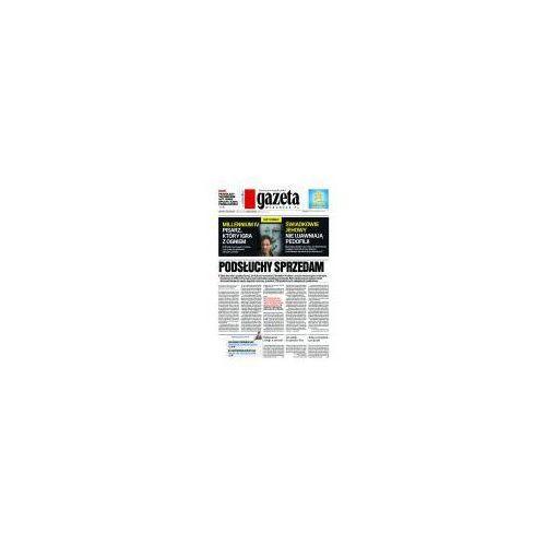 E-booki, Gazeta Wyborcza - Szczecin 199/2015