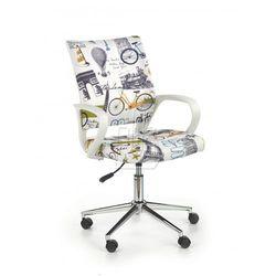 Fotel młodzieżowy Halmar Ibis Paris - gwarancja bezpiecznych zakupów - WYSYŁKA 24H
