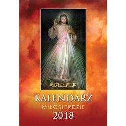 Kalendarz 2018 - wiszący Miłosierdzia Bożego Wyprzedaż 02/18 (-11%)
