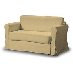 Dekoria Pokrowiec na sofę Hagalund, żółto-piaskowy melanż, Sofa Hagalund, Living