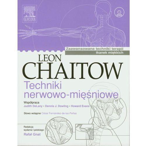 Książki medyczne, Techniki nerwowo-mięśniowe (opr. miękka)