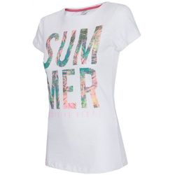 T-shirt damski TSD020 - biały