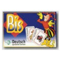Książki do nauki języka, Gra językowa Niemiecki Bis Deutsch. Opr. karton