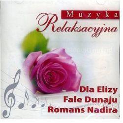 Muzyka relaksacyjna Dla Elizy - płyta CD